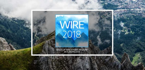WIRE2018 Invitation to Week of Innovative Regions 2018 in Innsbruck, Austria 4 – 6 July 2018
