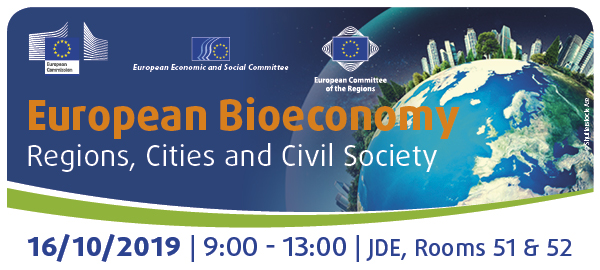 European Bioeconomy – Regions, Cities and Civil Society