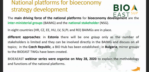 BIOEASTSUP 3RD CONSORTIUM MEETING: OVERVIEW OF PROGRESS