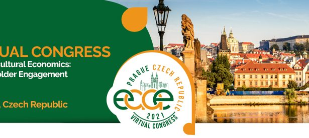 European Association of Agricultural Economists (EAAE) organizes a Virtual Congress – We are live now!
